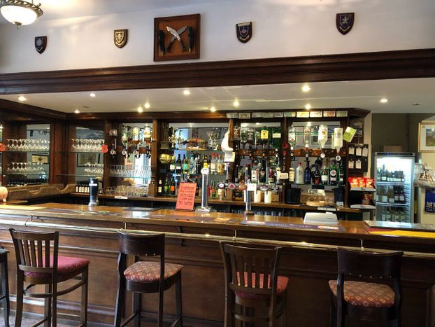 The Woolaston Inn Bar great for your special events